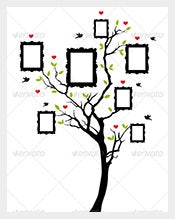 Sample-Photo-Family-Tree-Template-with-Frames