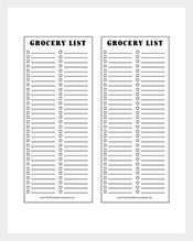 Grocery-List-Template