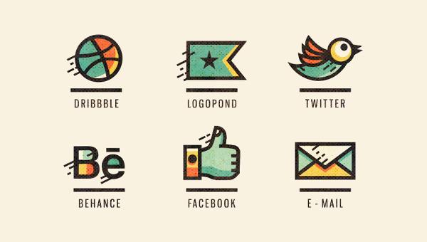 socialmediaiconstemplate