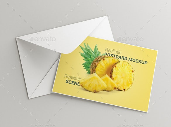 X Envelope Template   Free Printable Sample Example Format