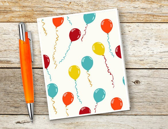 greeting card 4x6 envelope template