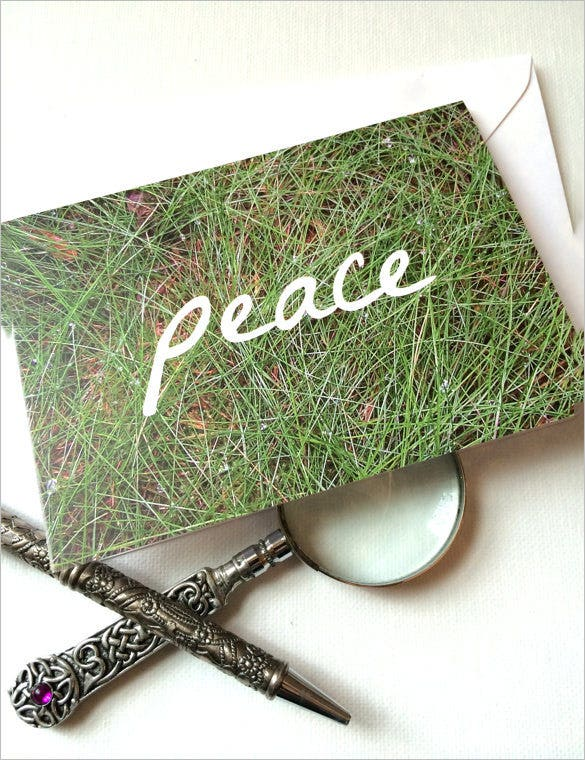 4x6 envelope greeting cardtemplate