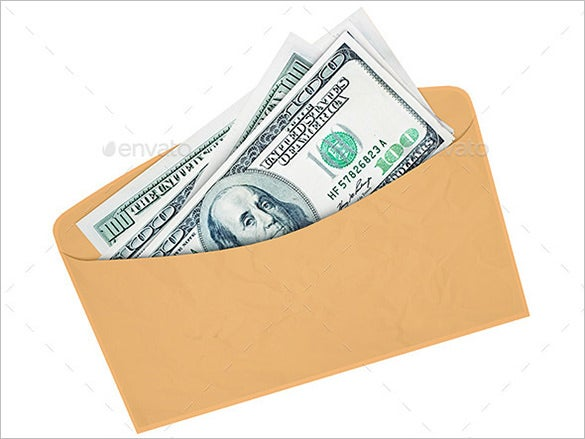Money Envelope Template - 18+ Free Printable, Sample, Example ...