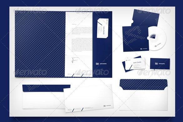 psd cd envelope template download