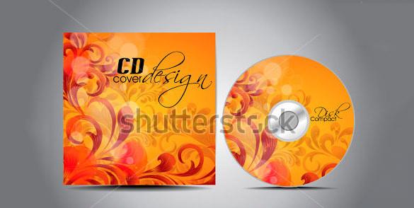 vector eps cd envelope template