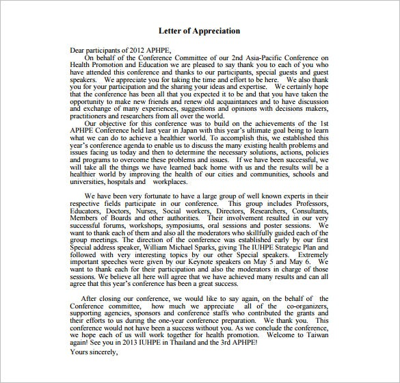 Letter-of-Appreciation-Free-PDF-Download Volunteer Thank You For Your Service Letter Template on congratulations letter template, customer appreciation letter template, christmas letter template, volunteer application template, wedding thank you template, troop thank you cards template, collection letter template, birthday letter template, usmc naval letter format template, thank you for volunteering template, wedding letter template, volunteer hours log sheet template, volunteer reference letter, volunteer time sheet template,