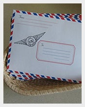 Air-Mail-A2-Envelope-Template