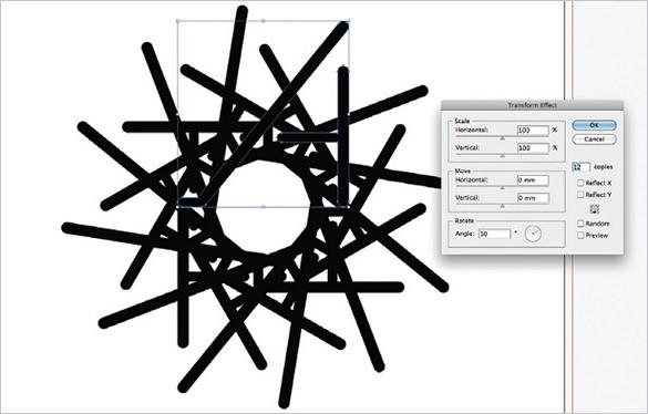 3d calendar in indesign tutorial