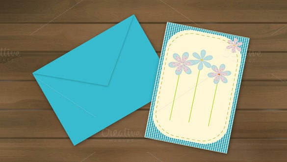 Envelope Template   Free Printable Sample Example
