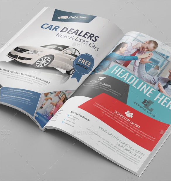 6x magazine ad template pack 11