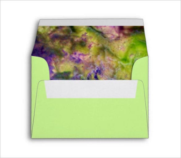 a2 greeting envelope template download