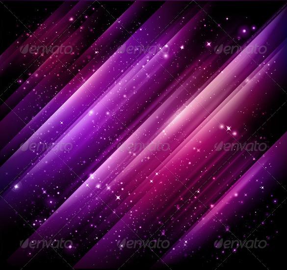 abstract lights premium purple background