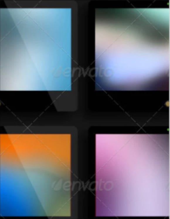 abstract and blur backgrounds