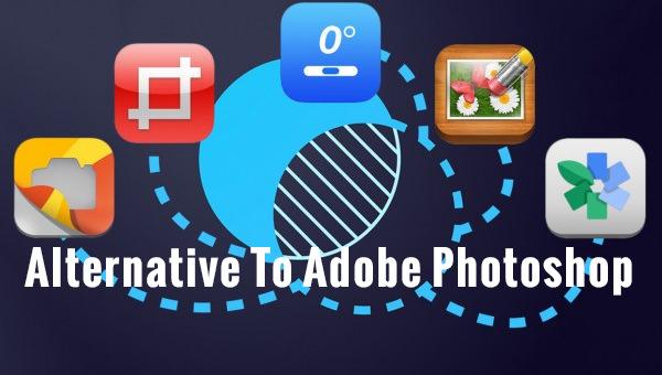 alternative to adobe photoshop