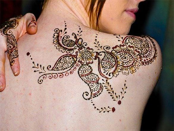 amazing henna tattoo designs for women1