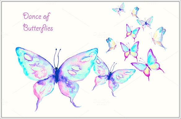 amazing premium butterfly background download