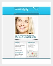 Amazing-Smile-Facebook-Page-Template