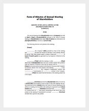 Annual-Corporate-Meeting-Minutes-Template