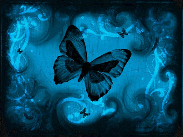 astonishing butterfly background free download