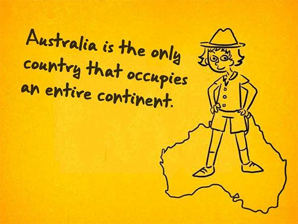 australia funny fact