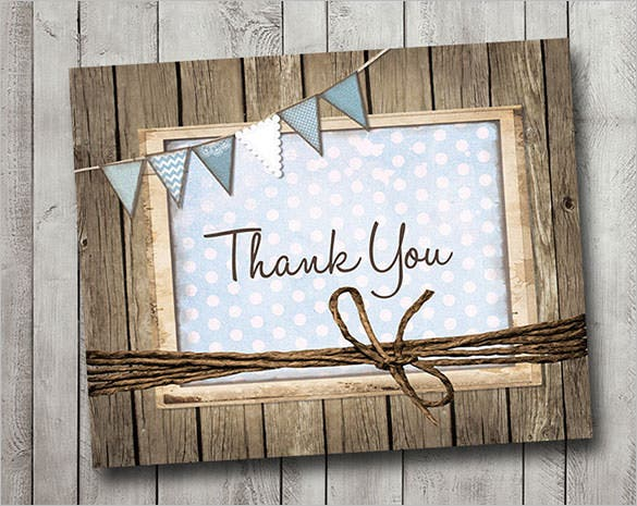 105 Thank You Cards Free Printable PSD EPS Word PDF Indesign