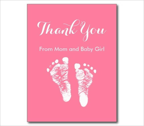 20 thank you card designs free printable psd eps format download