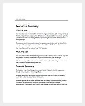 Business Plan Template – 108+ Free Word, Excel, PDF Format ...