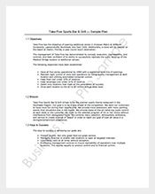 Bar-and-Grill-Business-Plan-Templates
