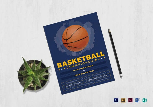 basketball-flyer-template