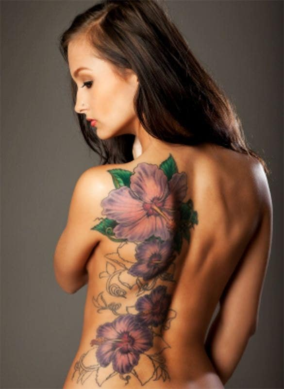 beautiful and attractive tattoo designs1