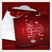 Beautiful-Christmas-Thank-You-Card
