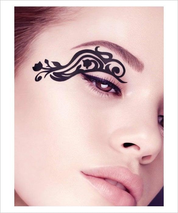 beautiful eye tattoo designs for women1