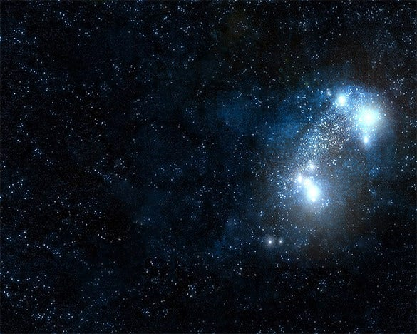 beautiful free star background for you