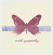 Beautiful-PSD-Sympathy-Card