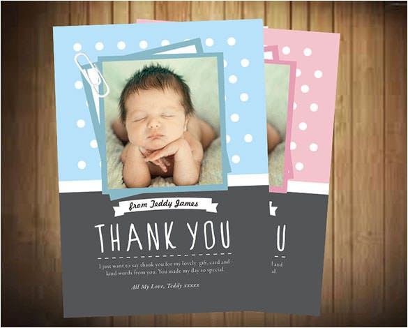 beautifully personalized photo thank you cards