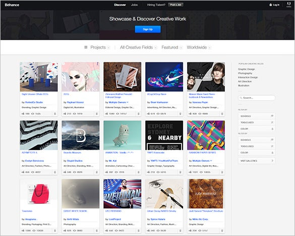 41 awesome graphic design portfolios 2018 free premium templates do you have ever dream of being a professional graphic designer go through this easy graphic design portfolio to jazz up your creative maxwellsz