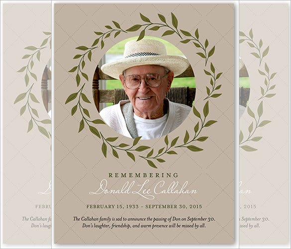 Beloved One Sympathy Card Sample  Condolence Template