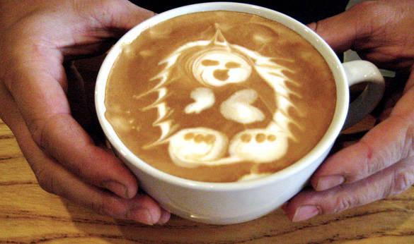 best bear desgin coffee
