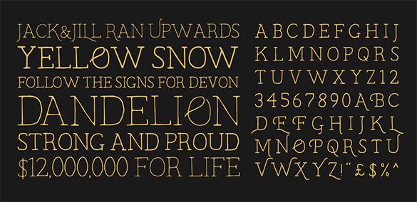 best coolest font download