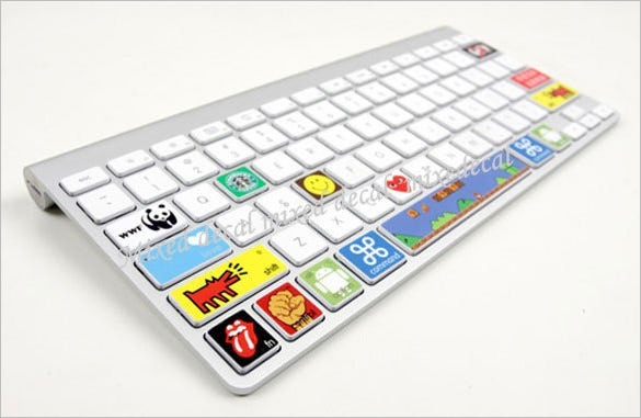 best decal keyboard illustrator shoetcut