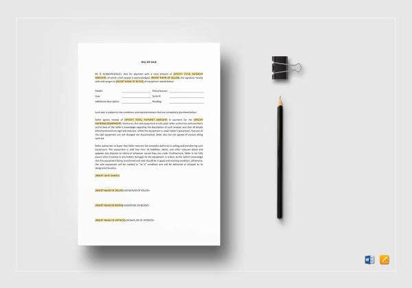 bill-of-sale-template