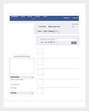 Blank-Facebook-Page-Template