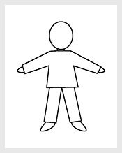 Blank-Human-Body-Outline-Template