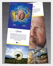 Blue-Obituary-Funeral-Program-Stationary