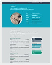 Blue-Resume-Flat-Web-Design