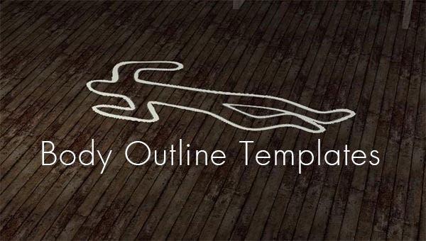 bodyoutlinetemplates