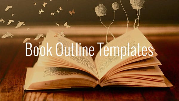 Book Outline Template - 6+ Free Sample, Example, Format Download!  Free & Premium Templates