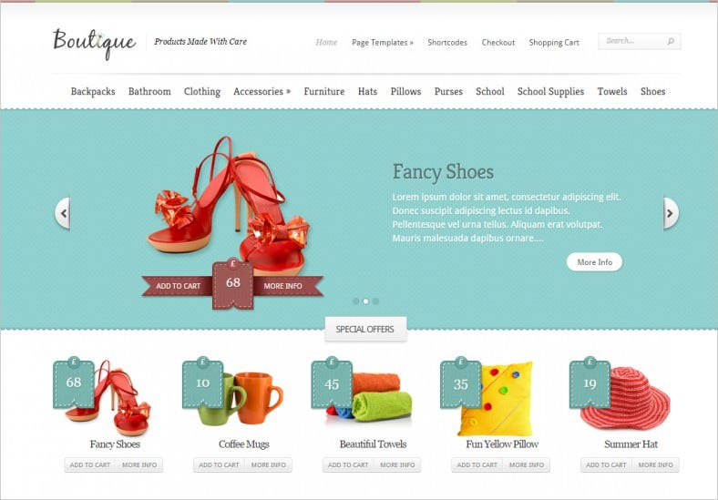 boutique wordpress theme 788x549