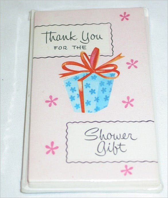 How To Write Thank You Cards For Baby Shower Abbaye De Lessay 50
