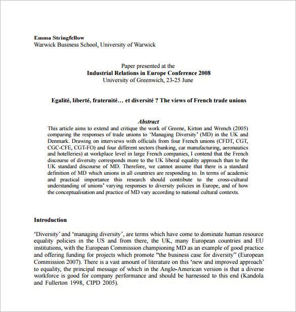 writing business dissertation proposal